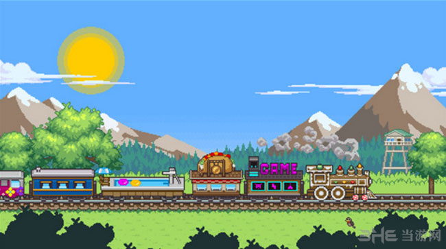 小小铁路截图0