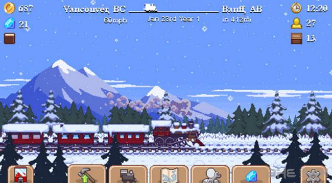 小小铁路截图3