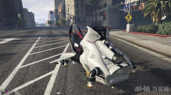 侠盗猎车手5喷气式飞行摩托MOD截图0