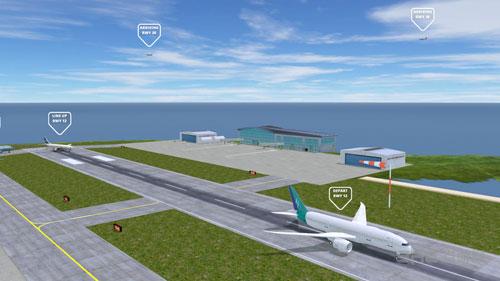疯狂机场3D截图3