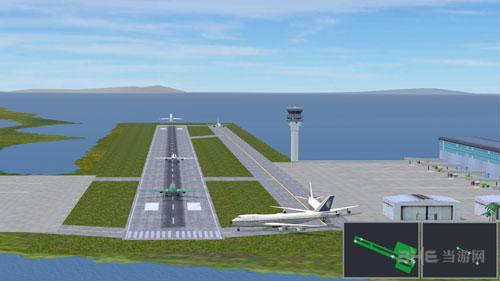 疯狂机场3D截图5