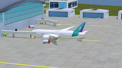 疯狂机场3D截图4