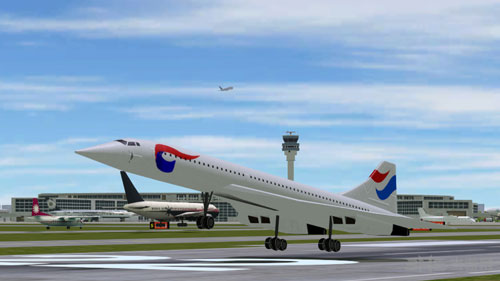 疯狂机场3D截图6