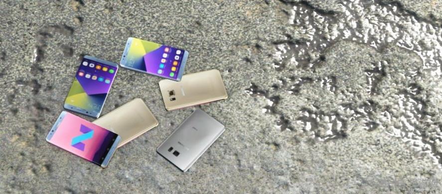 辐射4四星手机note7MOD截图0
