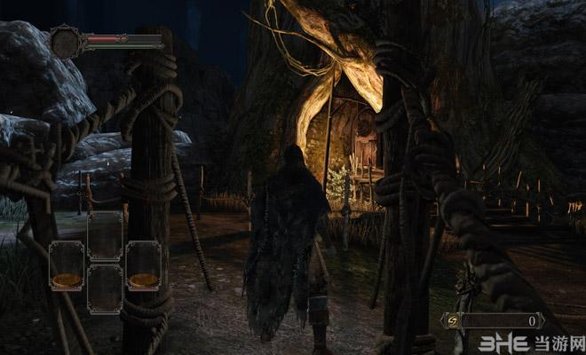 黑暗之魂2祭坛满级全装备存档截图1