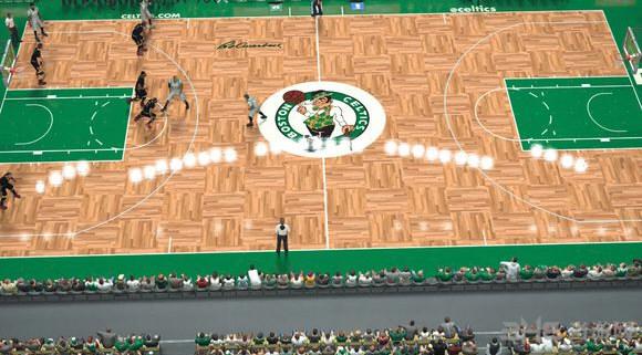 NBA2K17凯尔特人北岸花园主场美化补丁截图0