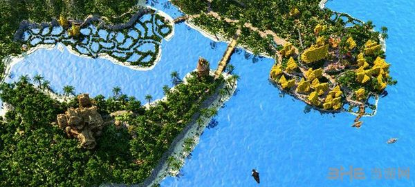 我的世界SELAKYN群岛史诗大冒险MOD截图0