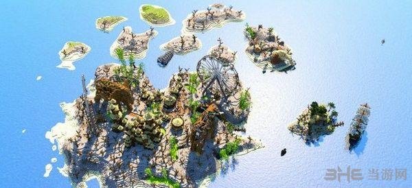 我的世界SELAKYN群岛史诗大冒险MOD截图2