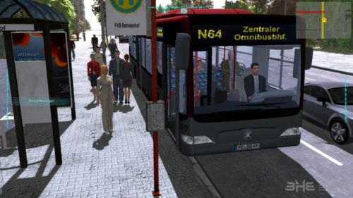 巴士驾驶员2012截图0