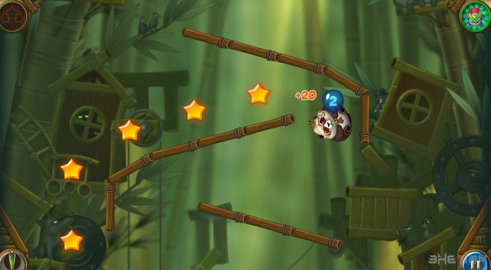 熊猫拉玛:丢失的玩具截图2