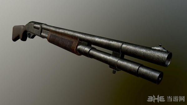 辐射4雷明顿870霰弹枪MOD截图0