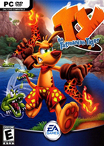 泰思虎奇幻冒险(TY the Tasmanian Tiger)中文硬盘版