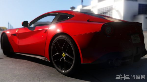 侠盗猎车手5 2013款法拉利F620 GT MOD截图2