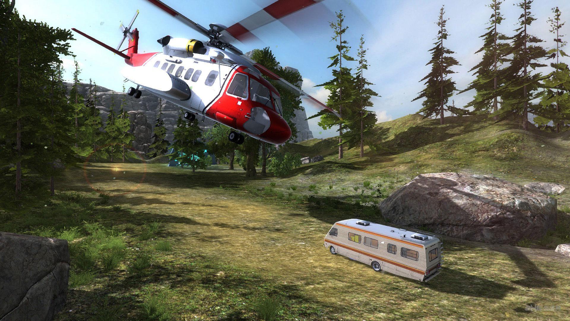 露营跳跃者模拟器截图2