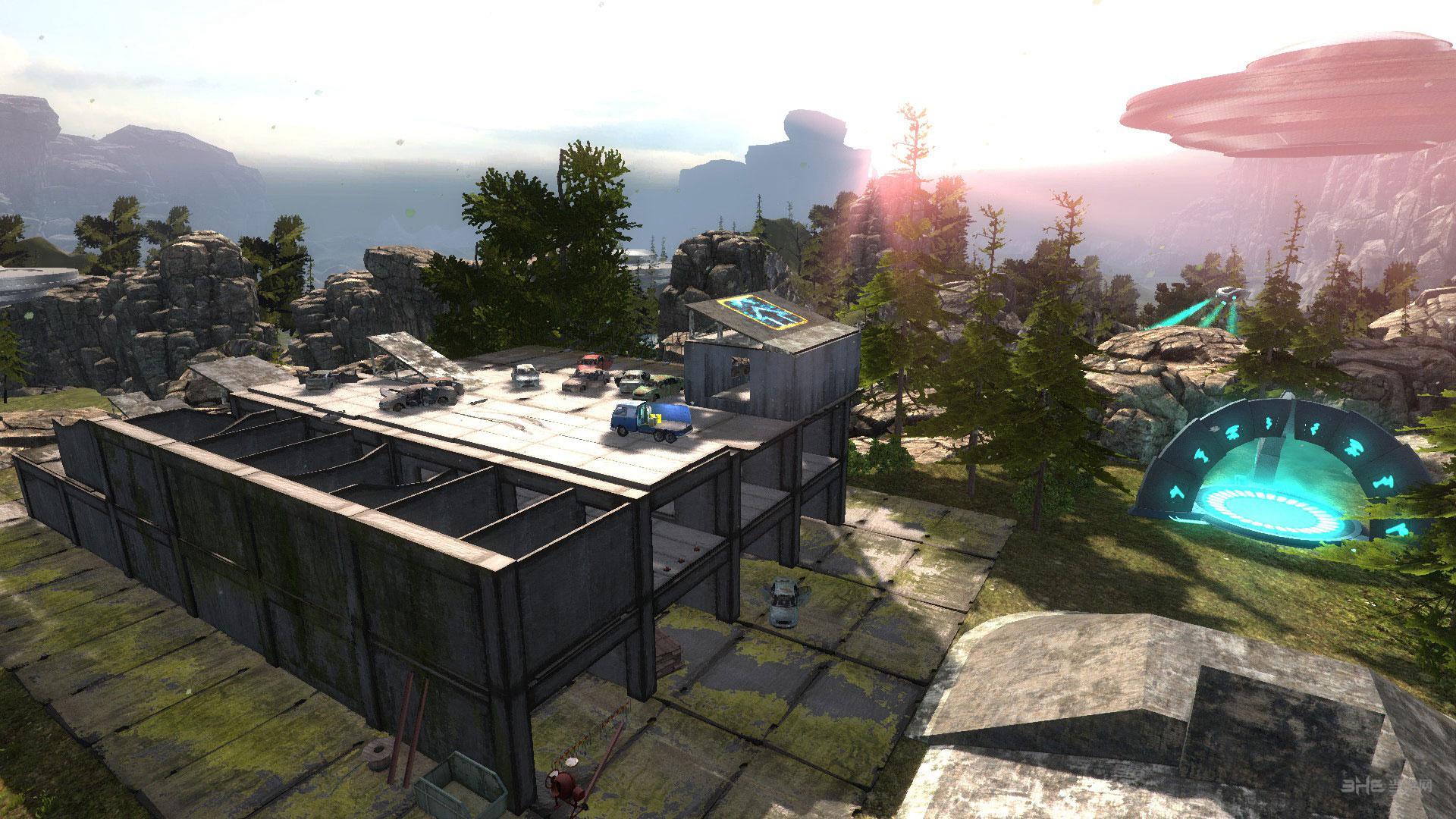 露营跳跃者模拟器截图5