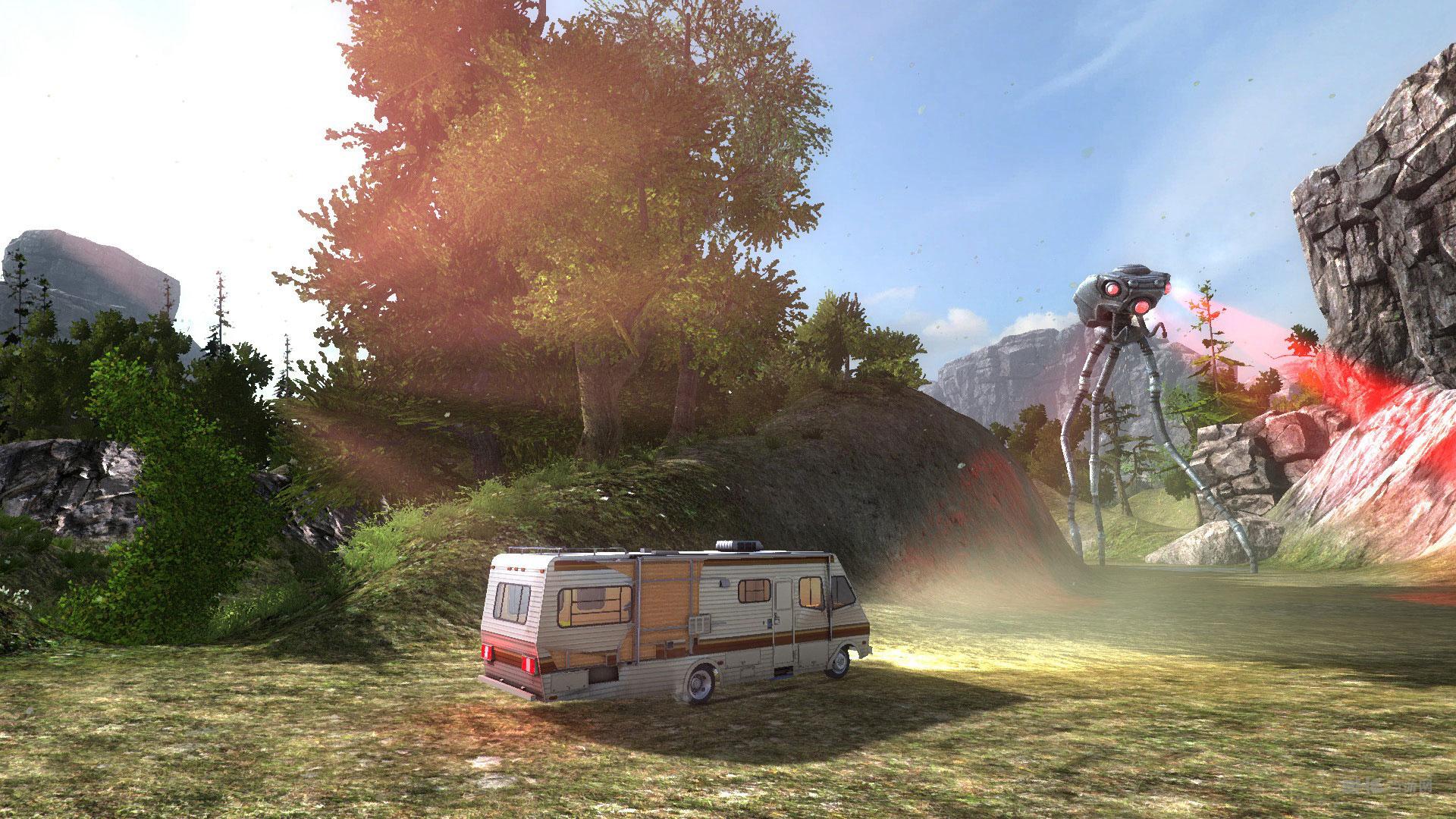 露营跳跃者模拟器截图8