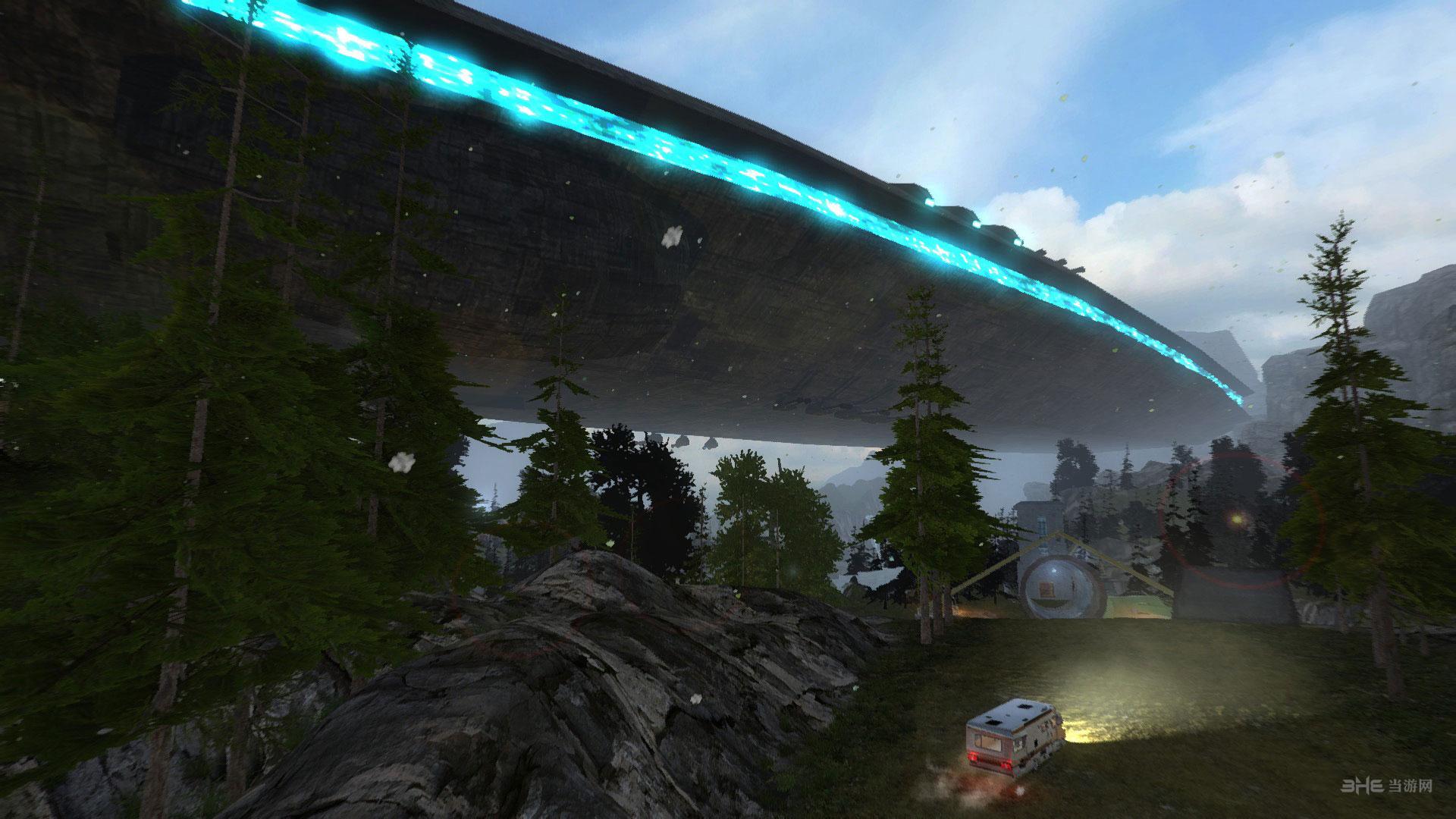 露营跳跃者模拟器截图3
