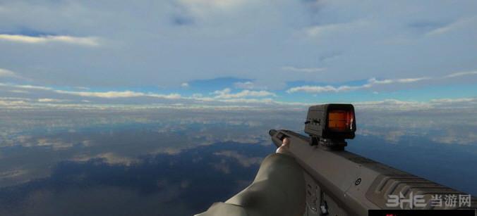 求生之路2孤岛惊魂3 Kobracon狙击枪MOD截图2