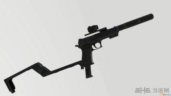 辐射4 OTs-33箭羽锤手枪MOD截图0