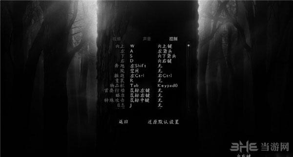 阴暗森林简体中文汉化补丁截图2