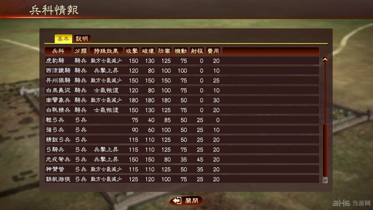 三国志13特殊兵种MOD截图1