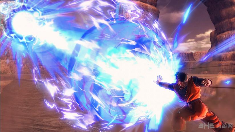 龙珠:超宇宙2赛亚男连击动作MOD截图0