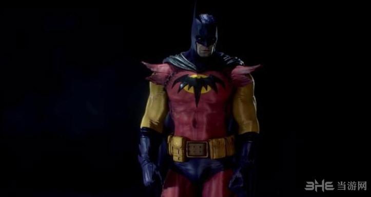 蝙蝠侠:阿卡姆骑士额外服装解锁存档截图1