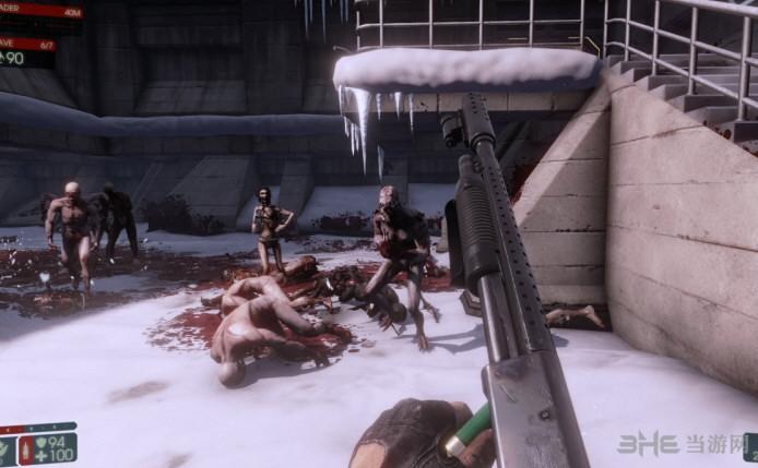 杀戮空间2单人练级地图MOD截图1