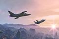 GTAOL飞行学校移动式降落 GTA5飞行拾旗路