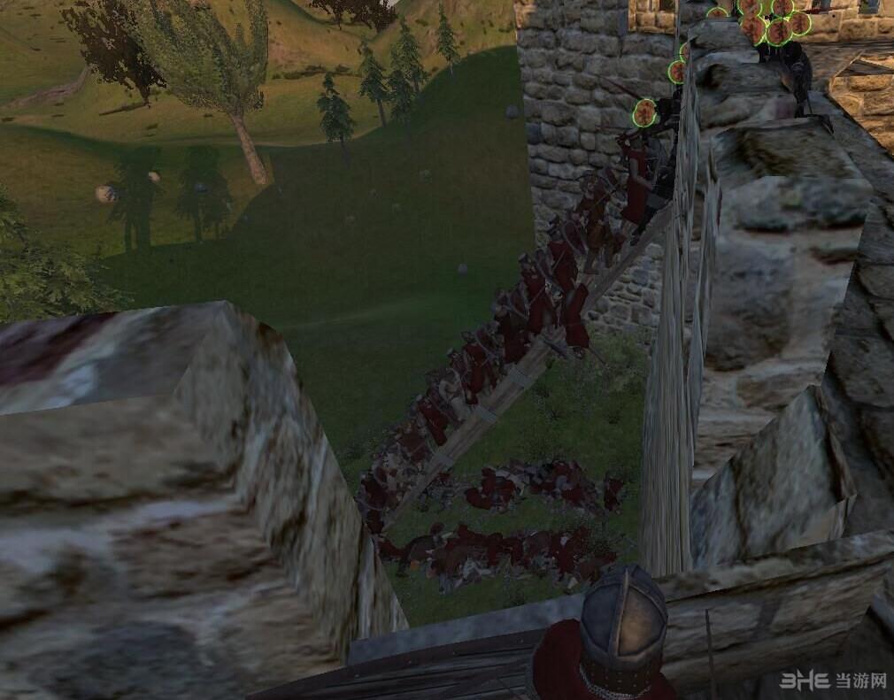 骑马与砍杀战团英雄传说-朱红之恋MOD截图0