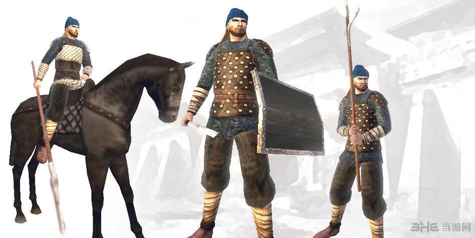 骑马与砍杀战团X三国演义XMOD截图0