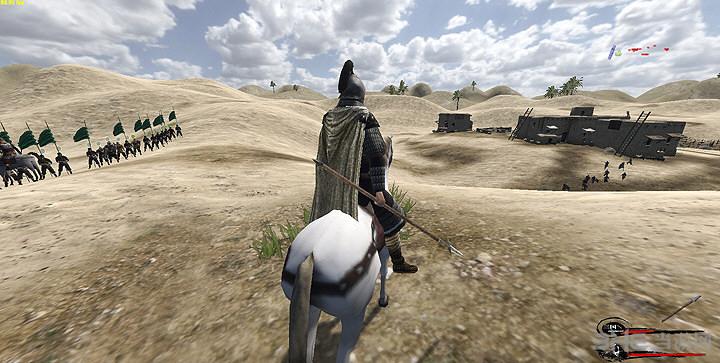 骑马与砍杀战团X三国演义XMOD截图3