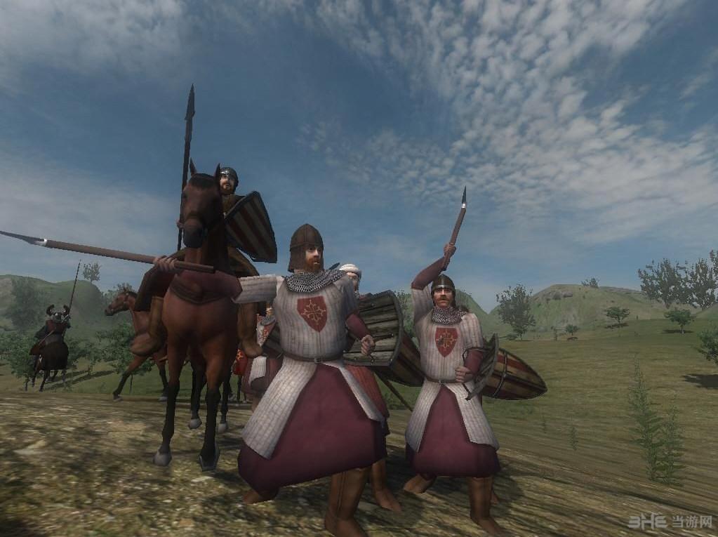 骑马与砍杀欧罗巴大陆1200mod截图2