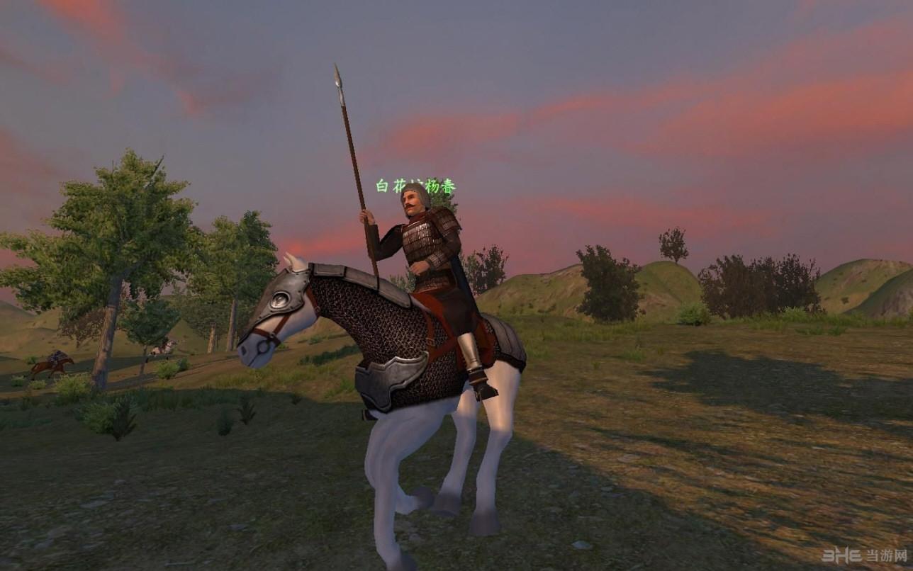 骑马与砍杀乱舞水浒MOD截图1