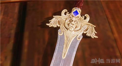 上古卷轴5:天际重制版莱恩国王的剑MOD截图1