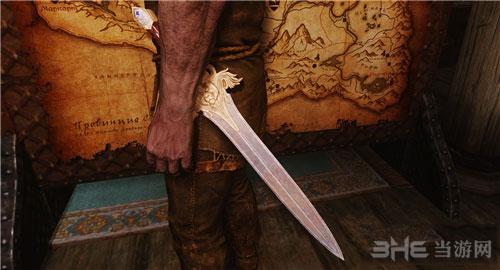 上古卷轴5:天际重制版莱恩国王的剑MOD截图0