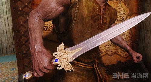 上古卷轴5:天际重制版莱恩国王的剑MOD截图2