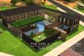 模拟人生4房屋设计玩法视频教学