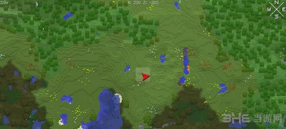 我的世界1.10.2世界地图MOD截图0