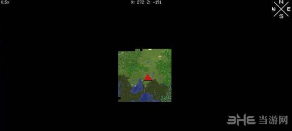 我的世界1.10.2世界地图MOD截图2