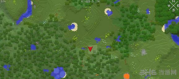 我的世界1.10.2世界地图MOD截图3