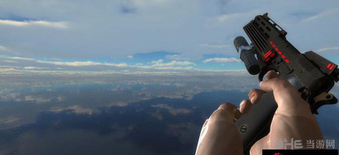 求生之路2孤岛惊魂3 AJM9手枪MOD截图0