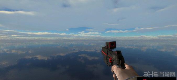 求生之路2孤岛惊魂3 AJM9手枪MOD截图1