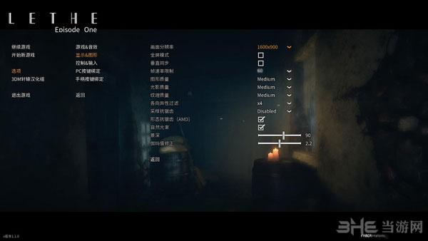 遗忘:第一章简体中文汉化补丁截图0