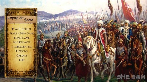 骑马与砍杀:战团v1.168沙之国MOD截图1