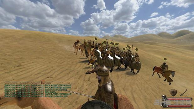 骑马与砍杀:战团v1.168沙之国MOD截图3