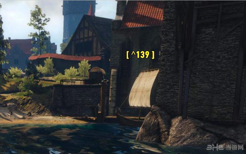 巫师3:狂猎v1.31 Friendly HUD界面MOD截图0