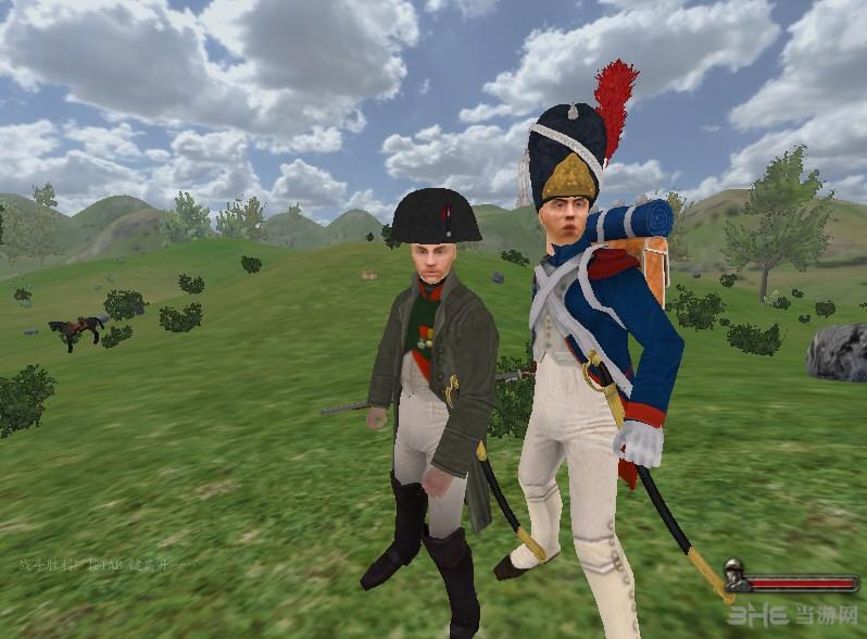 骑马与砍杀:战团1860英法联军入侵清朝MOD截图0