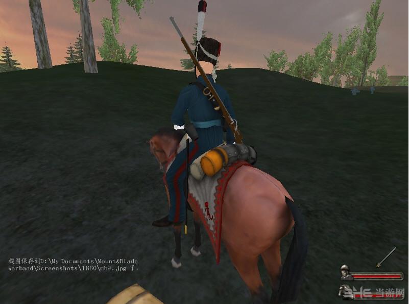 骑马与砍杀:战团1860英法联军入侵清朝MOD截图1