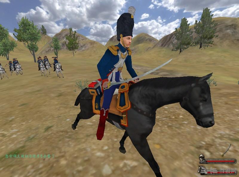 骑马与砍杀:战团1860英法联军入侵清朝MOD截图2